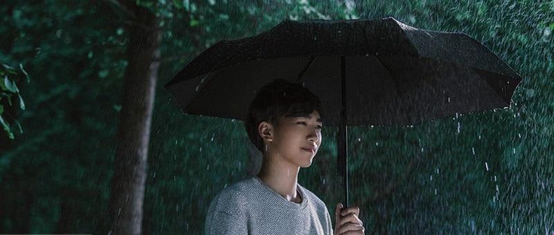 Зонт-автомат Xiaomi Automatic Umbrella