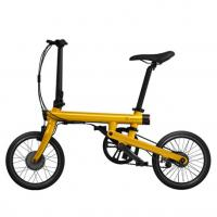 Складной электровелосипед Xiaomi QiCycle (Yellow/Желтый)
