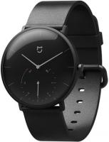 Часы кварцевые Xiaomi Mijia Quartz Watch (Black)