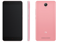 Смартфон Xiaomi Redmi Note 2 16GB/2GB (Pink/Розовый)