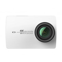 Экшн-камера Xiaomi Yi 4K Action Camera (White/Белая)