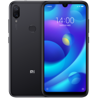 Смартфон Xiaomi Mi Play 64GB/4GB (Space black/Черный)