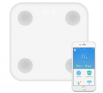 Смартвесы Xiaomi Mi Body Composition Scale 2