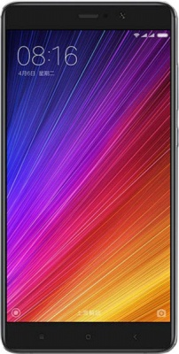 Смартфон Xiaomi Mi 5S Plus 64GB/4GB (Gray/Серый)