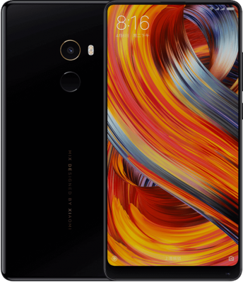 Смартфон Xiaomi Mi MIX 2 64GB/6GB (Black/Черный)