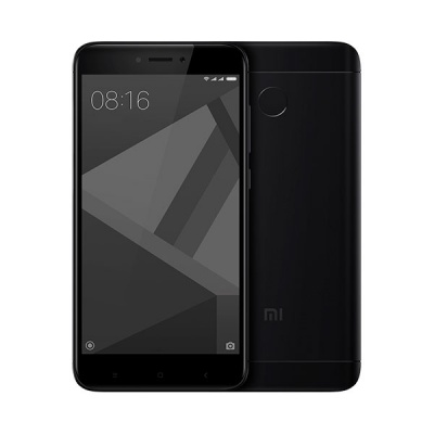 Смартфон Xiaomi Redmi 4X 32GB/3GB (Black/Черный)