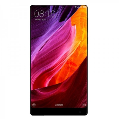 Смартфон Xiaomi Mi MIX 128GB/4GB (Black/Черный)