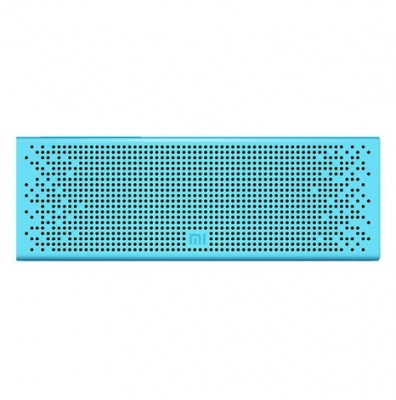 Xiaomi Mi Bluetooth Mini Square Box 2 Pocket Audio Blue