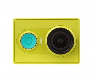 Xiaomi Yi Action Camera Basic Edition (Green)